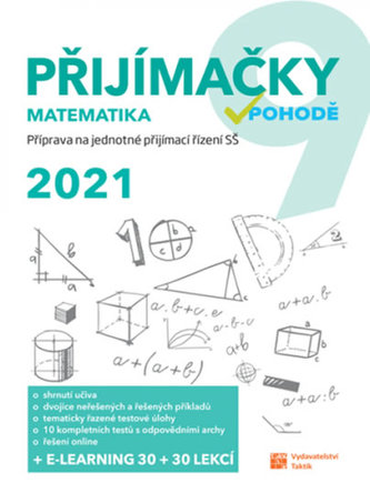 Přijímačky 9 - matematika 2021