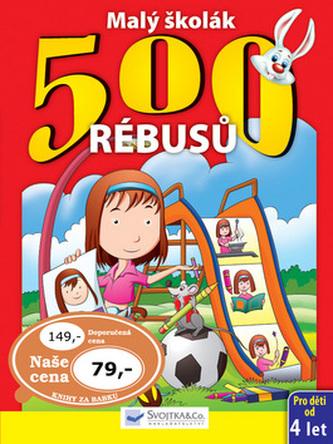 Malý školák 500 rébusů