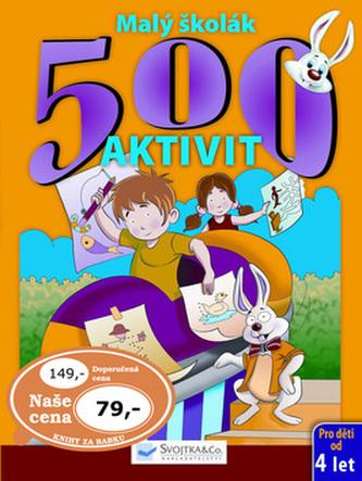 Malý školák 500 aktivit