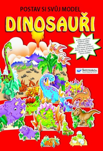 Postav si svůj model Dinosauři