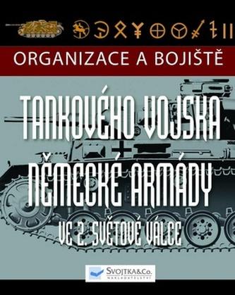 Organizace a bojiště tankového vojska německé armády ve 2. světové válce