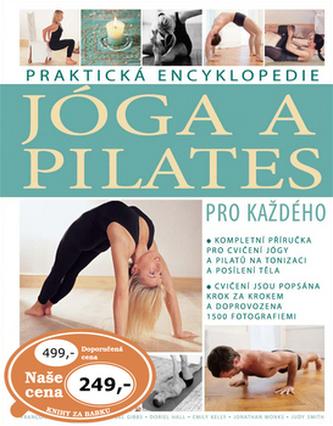 Praktická encyklopedie Jóga a pilates