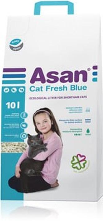 Podest.Asan Cat fresh blue 10l