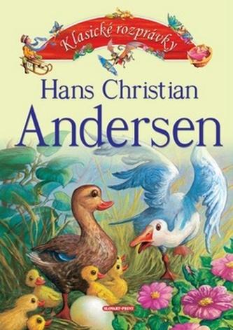 Klasické rozprávky Hans Christian Adnersen
