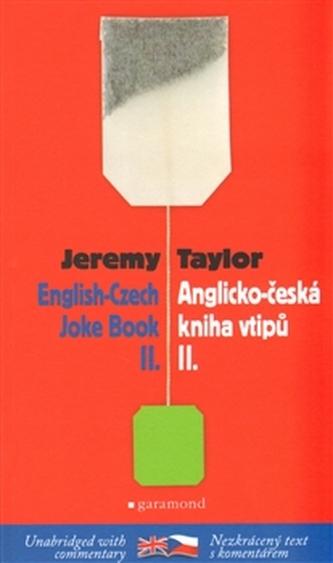 Anglicko - česká kniha vtipů English-Czech Joke Book II.