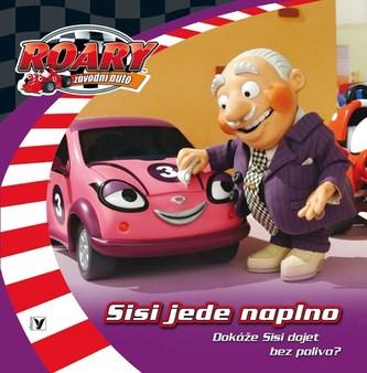 Roary, závodní auto Sisi jede naplno