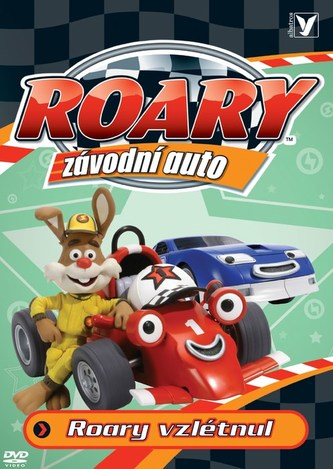 Roary, závodní auto Roary vzlétnul - Wayne Jackman, Diane Redmond, Rachel Dawson