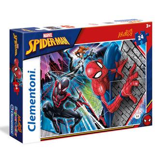 Clementoni Puzzle Maxi Spiderman / 24 dílků