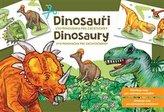 Dinosauři Vystřihovánka pro začátečníky