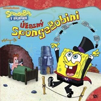 Úžasný SpongeBobini