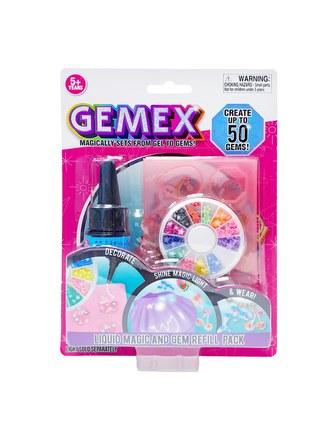 GEMEX Náhradní náplně 2. – tekutina, ozdoby
