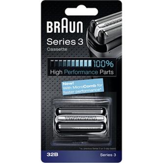 Příslušenství osobní hygieny BRAUN CombiPack Series 3-32B