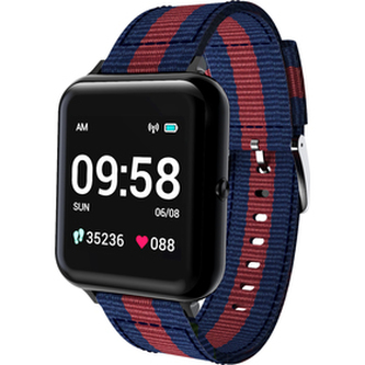 Smart hodinky LENOVO S2 Smart Watch Black
