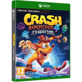 Hra pro PS4 ACTIVISION Crash Bandicoot 4