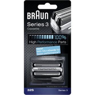 Příslušenství osobní hygieny BRAUN CombiPack Series 3-32S