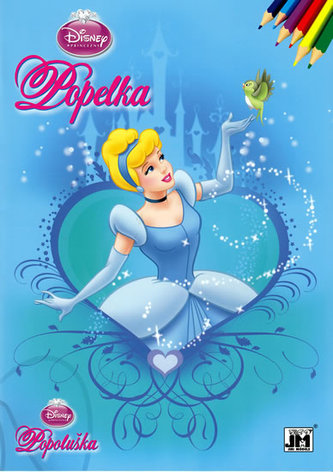Disney Popelka