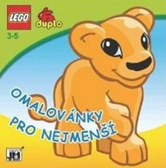 Lego Duplo Lvíče