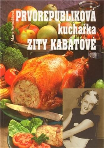 Prvorepubliková kuchařka Zity Kabátové