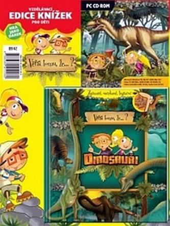 Dinosauři + CD ROM