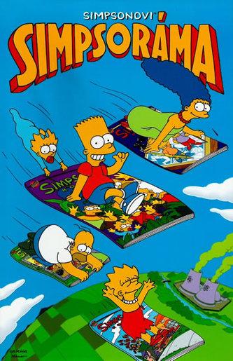 Simpsonovi Simpsoráma