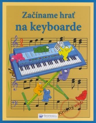 Začíname hrať na keyboarde
