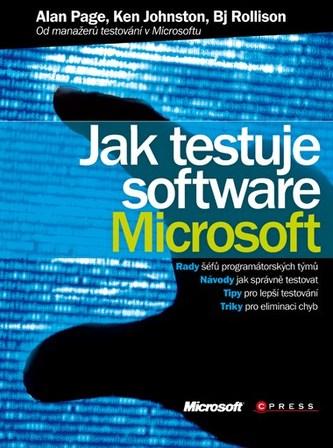 Jak testuje software Microsoft - Alan Page