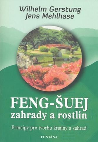 Feng-Šuej zahrady a rostlin