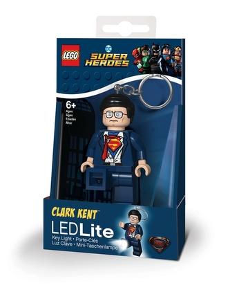 LEGO DC Super Heroes Clark Kent svítící figurka