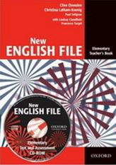 New English File Elementary Teacher's Book