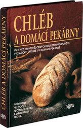 Chléb a domácí pekárny