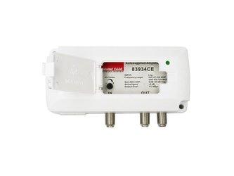 Anténní zesilovač Emme Esse 83934CE LTE Free, VHF+UHF, malý domovní i do interiéru