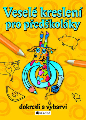 Veselé kreslení pro předškoláky