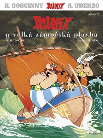 Asterix a velká zámořská plavba