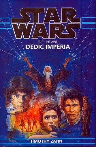 Star Wars Dědic Impéria 1.díl
