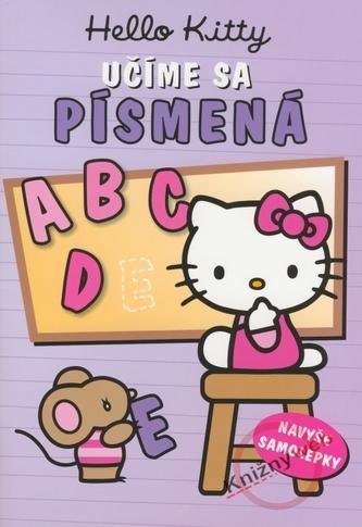 Hello Kitty - Učíme sa písmená