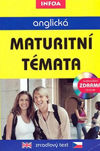 Anglická maturitní témata + CD-ROM - Gabrielle Smith-Dluhá