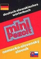Nemecko-slovenský slovník Deutsch-slowakisches wörterbuch