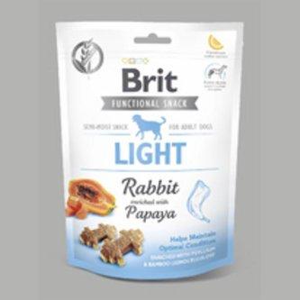 Brit Care Dog Snack Light Rabbit 150g