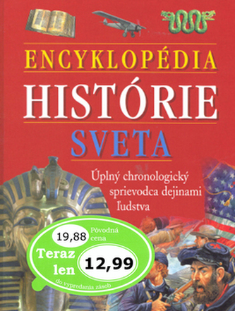 Encyklopédia histórie sveta