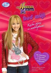 Hannah Montana - Buď můj! - Kniha přání a samolepek