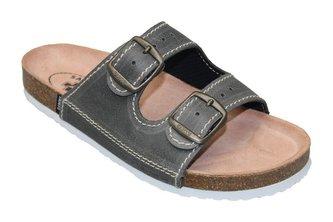 SANTÉ Zdravotní obuv dámská D/21/90/BP antracit 39