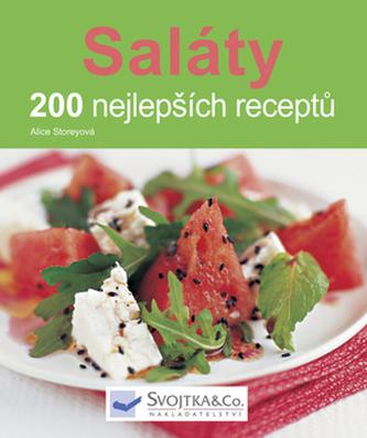 Saláty 200 nejlepších receptů
