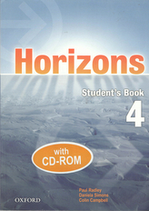 Horizons 4 Student´s Book + CD ROM