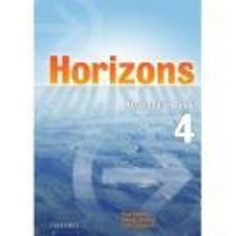 Horizons 4 Workbook Czech Edition