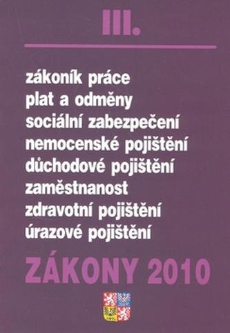 Zákony 2010 III.