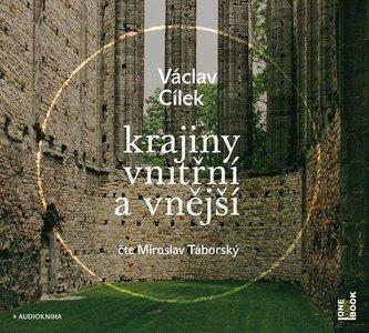 Krajiny vnitřní a vnější - CDmp3 (Čte Miroslav Táborský) - Václav Cílek