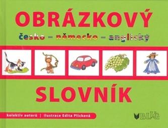 Obrázkový slovník anglicky česky něměcky