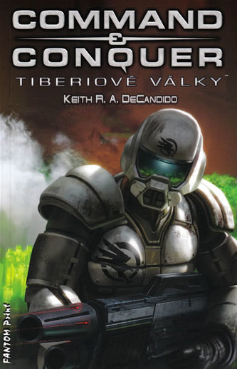 Tiberiové války - Keith R. A. DeCandido