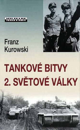 Tankové bitvy 2 svět. války