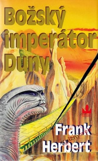 Božský imperátor Duny - 2. vydání